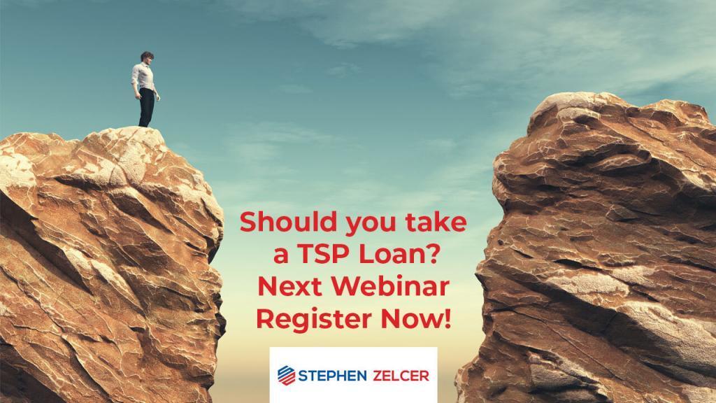 Should I take a TSP loan?