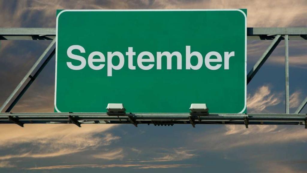 TSP report for September