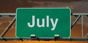TSP report for July